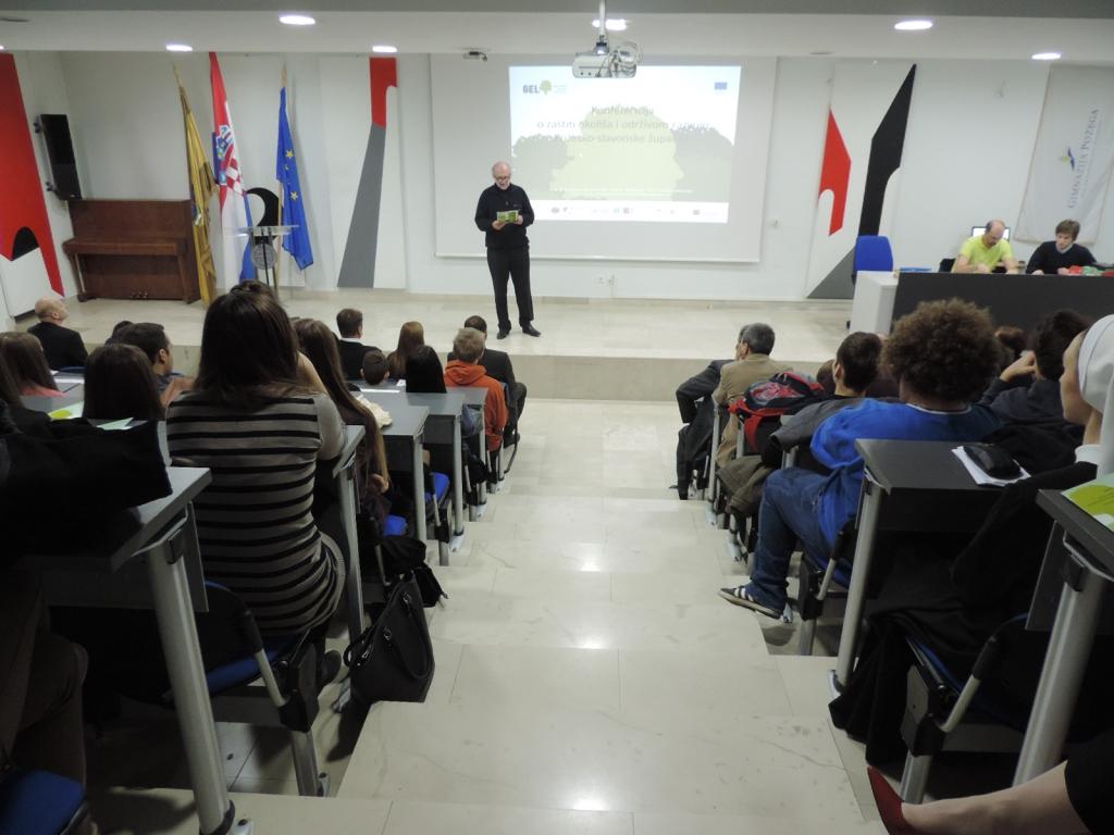 Pavao Bucić, ravnatelj: Pozdravni govor (2).